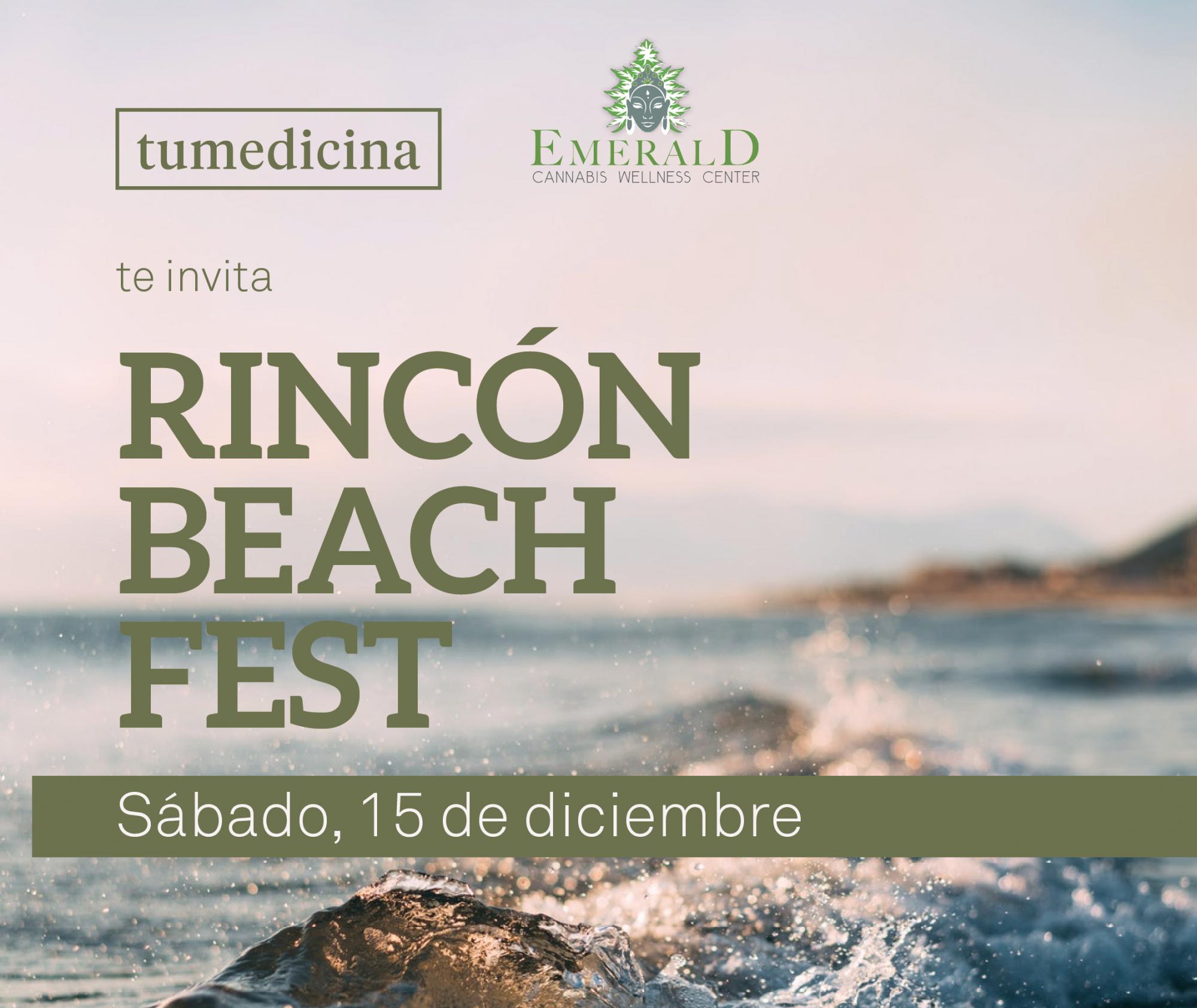 Fin De Semana En El Rincón Beach Fest