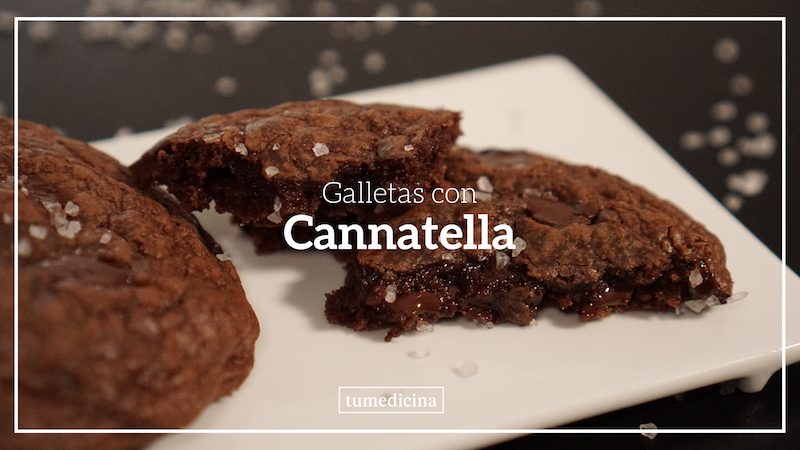 Tu Receta: Galletas Con Cannatella