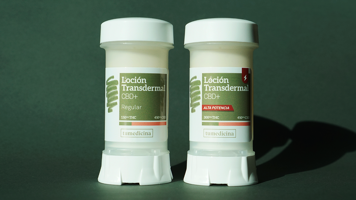 Transdermales Tumedicina
